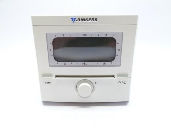 Junkers FR 50 Raum-Temperatur-Regler Thermostat Steuerung Regelung 8737708770
