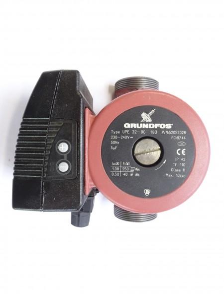 Grundfos UPS 32-80 180mm Umwälz-Pumpe Heizungspumpe 52052028