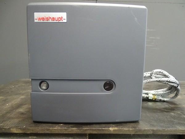 Weishaupt WL5/1-B H Öl-Gebläse-Brenner 16,5 - 40 kW Heizung Bj.2017