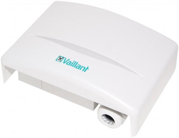 Vaillant VRC-DCF 9535 Funkuhrempfänger mit integriertem Außenfühler NEU 009535