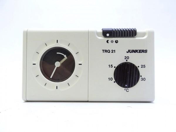 Junkers TRQ 21 T Raum-Temperatur-Regler Thermostat Steuerung Regelung 7744901050