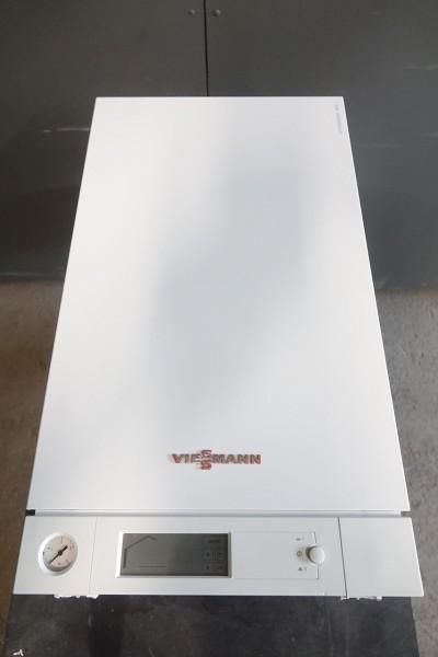 Viessmann Vitodens 100-W B1HC-19 Gas-Brennwert-Heiz-Therme 19kW Heizung Bj.2016