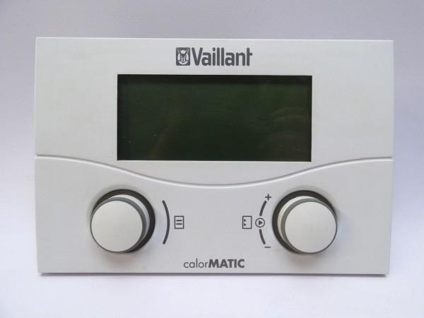 Vaillant calorMATIC VRC 430 witterungsgeführter Regler Regelung - 0020028515