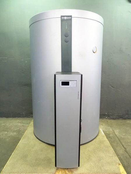 Viessmann Vitocell 120-E SVW 600 Liter Pufferspeicher mit Vitotrans 353 PZSA