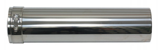 Vaillant Verlängerung kürzbar 0,5 m Ø 80/125 für Fassade konz. PP - 0020042755