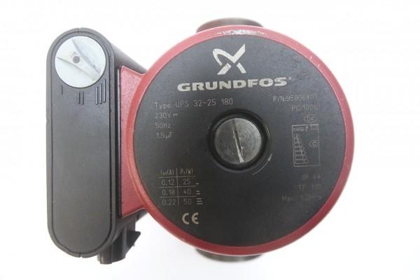 Grundfos UPS 32-25 180mm Umwälz-Pumpe Heizungspumpe 95906401