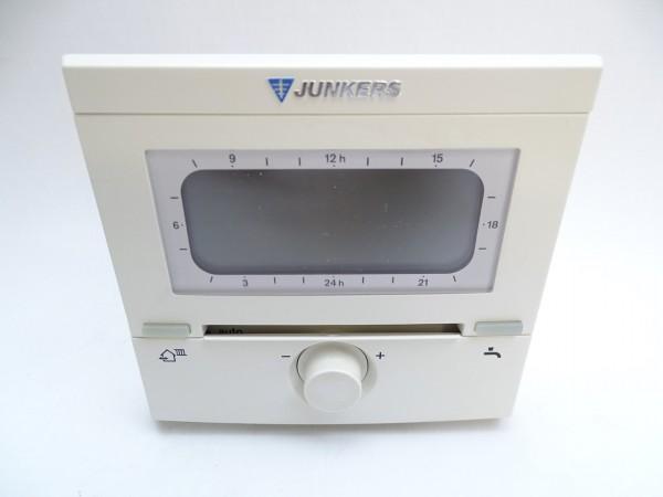 Junkers FR 100 Raum-Temperatur-Regler Thermostat Steuerung Regelung 7719002910