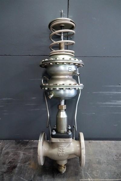 Samson Typ 42-39 Differenzdruck- und Volumenstromregler ohne Hilfsenergie