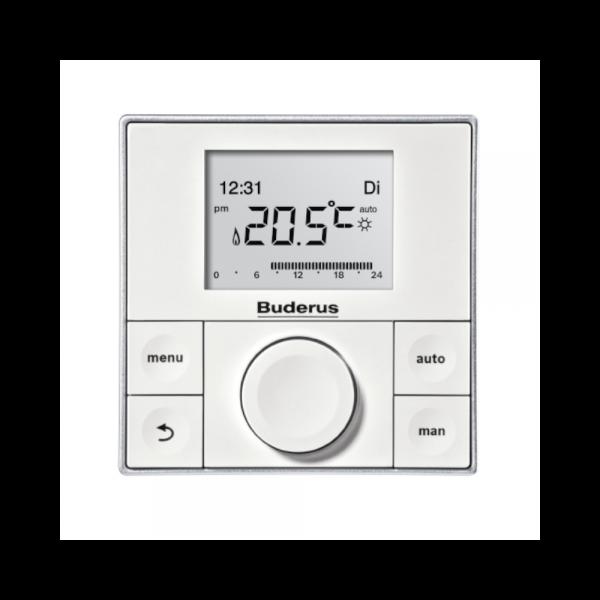 Buderus Bedieneinheit RC200 raum-/witt.geführt f. Logamatic EMS plus 7738110050