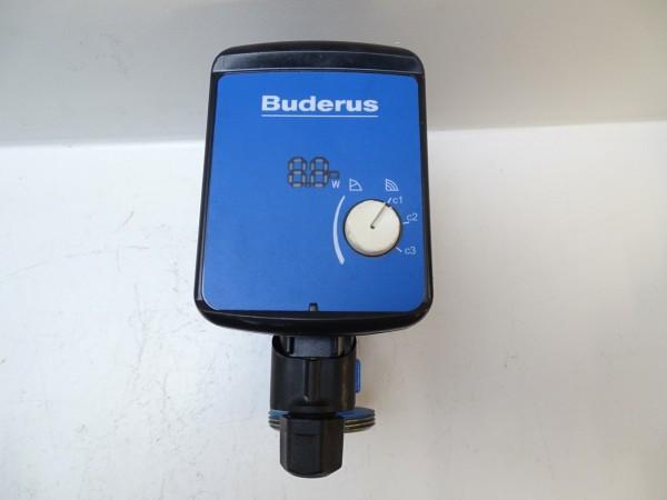 Buderus BUE-Plus 30/1-4 180mm Umwälzpumpe Pumpe Energiesparpumpe 7738307346