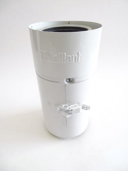 Vaillant Gas-Brennwert Revisionsöffnung konzentrisch Ø 80/125 mm weiss 303218