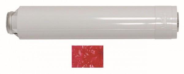 Vaillant Verlängerung Ø 60/100 mm konzentrisch 0,5 m isoliert Aluminium turboTEC
