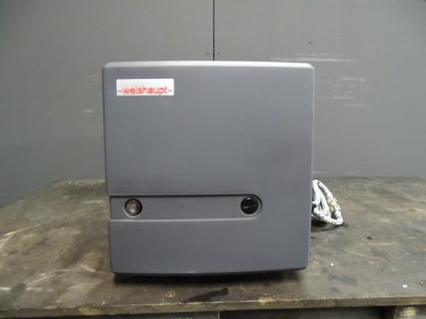 Weishaupt WL5/1-B H Öl-Gebläse-Brenner 16,5 - 40 kW Heizung Bj.2012