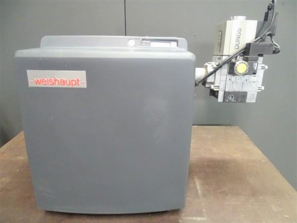 Weishaupt WG30N/1-C ZM-LN Gas-Gebläse-Brenner 40-350kW Heizung Bj.2007