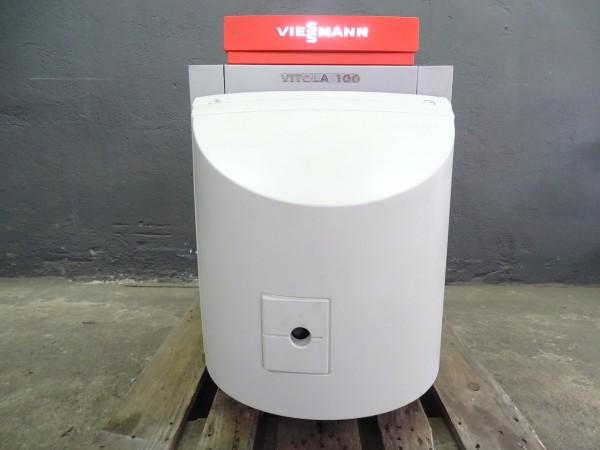 Viessmann Vitola 100 VC1A Öl-Heiz-Kessel Vitotronic Brenner 18kW Heizung Bj.2005