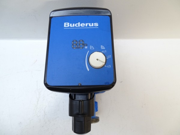 Buderus BUE-Plus 25/1-4 180mm Umwälzpumpe Pumpe Energiesparpumpe 7738325559