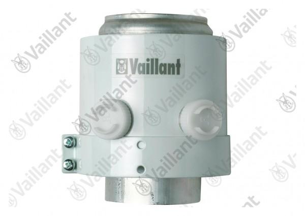 Vaillant Verlängerungsrohr mit Prüföffnung Ersatzteil System 63/96 Alu 085031