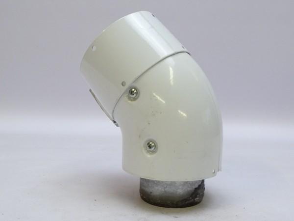 Vaillant Bogen 45° Grad System DN 63/96mm Alu Luft/Abgasführung 284714