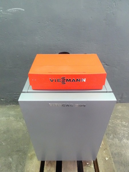 Viessmann Vitogas 200-F GS2 Gas-Heiz-Kessel Vitotronic 15kW Heizung Bj.2010