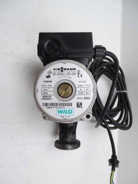 Wilo VIRS25/4-1 180mm Umwälz-Pumpe Heizungspumpe 4505100 (Viessmann 7339455)
