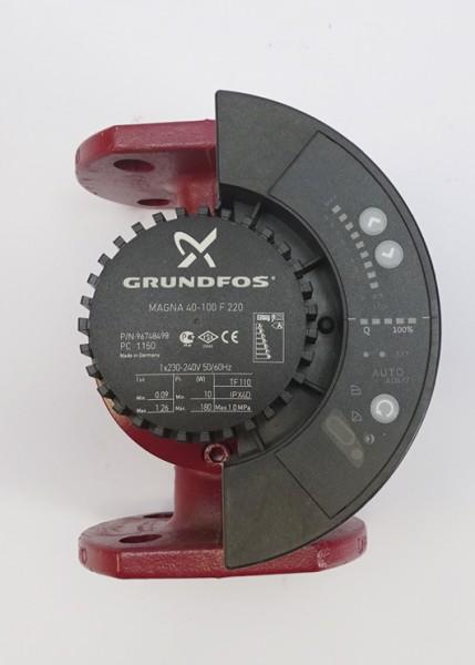 Grundfos Magna 40-100 F 220 Umwälz-Pumpe Heizungspumpe Energiesparpumpe 96748498