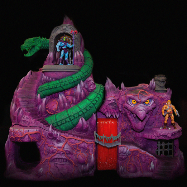Masters of the Universe classics Snake Mountain Playset Super7 NEW MIB