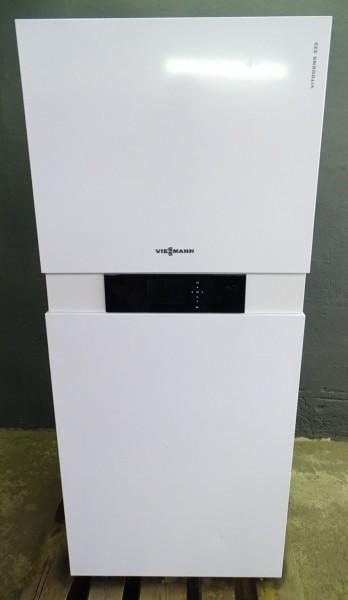 Viessmann Vitodens 333-F B3TA Gas-Brennwert-Kompaktgerät 19kW Heizung Bj.2012