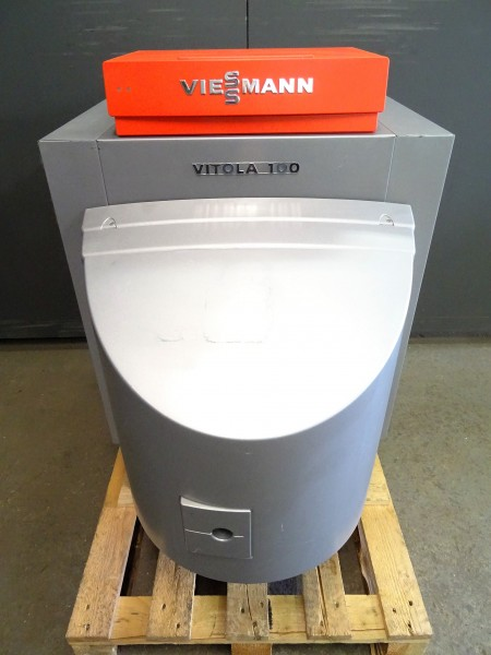 Viessmann Vitola 100 VC1A Öl-Heiz-Kessel Vitotronic Brenner 33kW Heizung Bj.2005