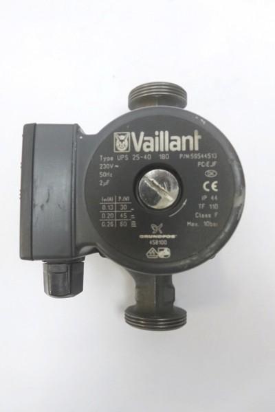 Vaillant UPS 25-40 180mm Umwälz-Pumpe Heizungspumpe 59544513