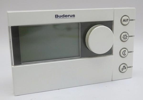 BUDERUS Logamatic RC35 EMS Bedieneinheit Regelung Raumcontroller 8718581712